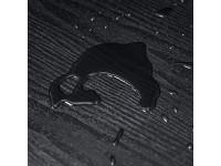 Hode Holz Folie Selbstklebend Klebefolie Holzoptik für Tisch Möbel Wände Schrank Tisch Vinyl Dekorfolie Möbelfolie Wasserdicht Schwarz 30X200 cm