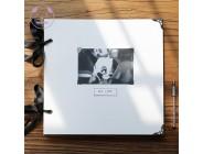 12 zoll Fotoalbum Scarpbook Hochzeit Sammelalbum Album Blank Abdeckung Baby Karton Album Foto Reise Alben Für Fotos Mit PP tasche Fotoalben