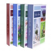 300 blätter 4R/6 inch Interleaf Typ Familie Fotoalbum Bilder Sammelalbum Familie Baby Speicher Buch Hochzeit Dekoration Zufällig senden Fotoalben