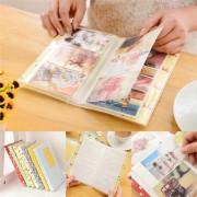 84 taschen Mini Film Instax Polaroid Album Foto Lagerung Fall Mode Hause Familie 1 stück Freunde Saving Speicher Souvenir Fotoalben