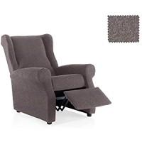 JM Textil Elastische Sessel-Husse Relax Haber Größe 1 Sitzer Standard Farbe 06