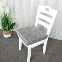 LTJY Stuhlauflagen 2er Set Wasserabweisend Kissen Sitzkissen Stuhlkissen Auflage Sitzauflage Gepolsterte Stühle Stühle und Bänke für Sitzkissen in Restaurants C