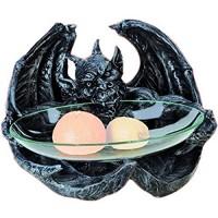 Fantasy Glasschale Drache - Dragon´s Food