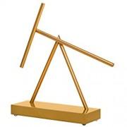 The Swinging Sticks™ Original - Hochglanz Gold-Farben Metallic - Perpetuum Mobile Illusion