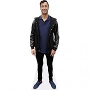 Celebrity Cutouts Daniel Ricciardo Leather Jacket Pappaufsteller lebensgross