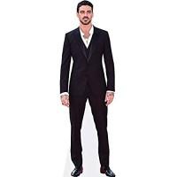 Celebrity Cutouts Michele Morrone Suit Pappaufsteller lebensgross