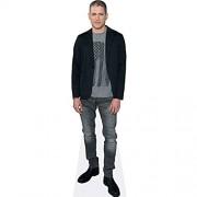 Celebrity Cutouts Wentworth Miller Jeans Pappaufsteller lebensgross