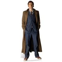 Pappaufsteller Dr Who - The Doctor Aufsteller Standup Figur Kinoaufsteller Pappfigur Cardboard Lebensgroß Life-Size Standup