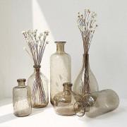 NEUE Blase glas vase Nordic dekoration hause blumenvasen terrarium glas container hochzeit Flasche jarrones decorativos moderno Vasen