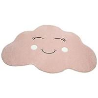 CARPETIA Teppich Kinderzimmer Wolkenteppich Spielteppich Wolke rosa Größe 120x170 cm