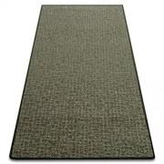 Teppichläufer Bermuda grün Teppich Brücke Läufer Meterware 110 cm breit robust und unempfindlich 110 x 410 cm