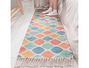VOVTT Teppichgreifer Antirutschmatte Antirutschmatte Für Teppich Rug Grippers Rutschfester Teppichunterlage Washable Wiederverwendbar Teppich 60x180cm