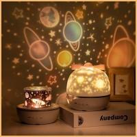 Romantische 360 Rotation Sternen Himmel Projektor Led Sternen Himmel Projektor Lampe Stern Licht Für Freundin Kinder Geschenke Musikboxen