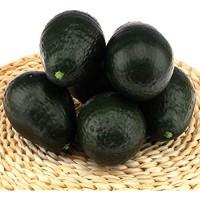 Gresorth 6 Stück Künstliche Lebensechte Avocado Deko Gefälschte Früchte Obst Party Festival Dekoration