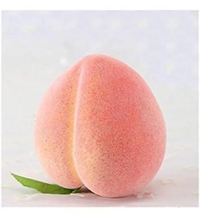 LINMAN 1 stücke Künstliche Fruchtschaum Pfirsich Obst Modell Gefälschte Pfirsich Obst Kunststoff Künstliche Früchte für Dekoration Fotografie Pro Größe : A
