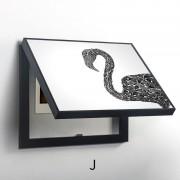 Hause Dekoration Zubehör Leinwand Malerei Poster Occlude Elektrische Meter und Schalter Einfache Stil Wand Kunst Malerei Mit Rahmen Malerei und Kalligraphie