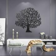 Neue Wand Hängen Dekorationen Durchmesser 60cm Baum des Lebens Eisen Kunst Hause Hängen Ornament Metall Baum Frühling Party Wand decor Malerei und Kalligraphie